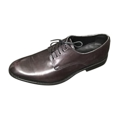 Lace Up Shoes DIOR HOMME Brown