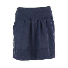 Midi Skirt COMPTOIR DES COTONNIERS Blue, navy, turquoise