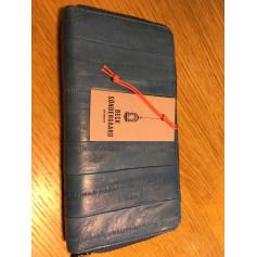 Portefeuille BECKSONDERGAARD Bleu, bleu marine, bleu turquoise