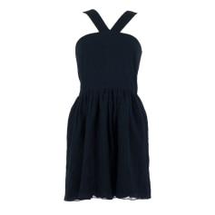 Midi Dress MAJE Blue, navy, turquoise
