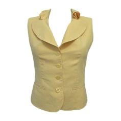 Top, T-shirt KENZO Yellow