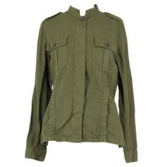 Coat COMPTOIR DES COTONNIERS Green