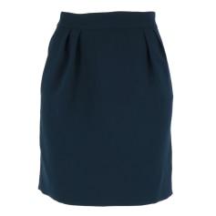 Midi Skirt PABLO DE GERARD DAREL Blue, navy, turquoise