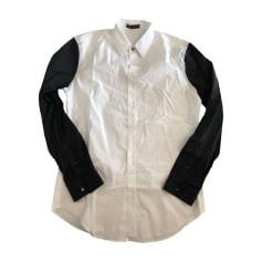 Camicia VERSACE Bianco, bianco sporco, ecru