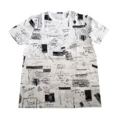 T-Shirts DIOR Weiß, elfenbeinfarben