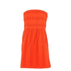 Midi Dress COMPTOIR DES COTONNIERS Orange