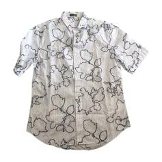 Short-sleeved Shirt DIOR White, off-white, ecru