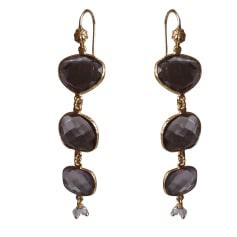 Earrings GAS BIJOUX Golden, bronze, copper