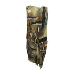 Midi Dress BALENCIAGA Multicolor