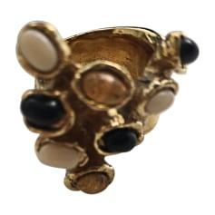 Ring YVES SAINT LAURENT Gold, Bronze, Kupfer