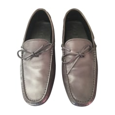 Loafers TOD'S Gray, charcoal