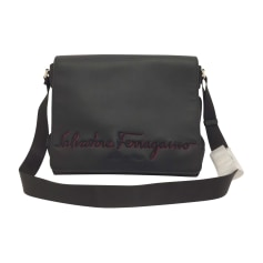 Shoulder Bag SALVATORE FERRAGAMO Black