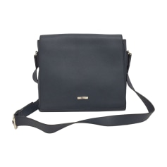 Shoulder Bag SALVATORE FERRAGAMO Blue, navy, turquoise
