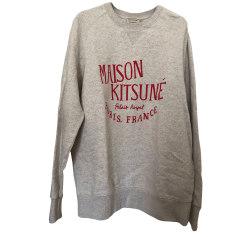 Sweatshirt MAISON KITSUNÉ White, off-white, ecru