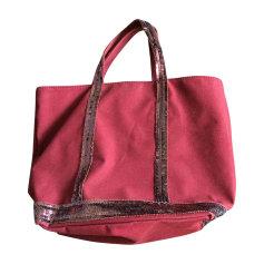Non-Leather Handbag VANESSA BRUNO Red, burgundy