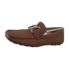Loafers LOUIS VUITTON Brown