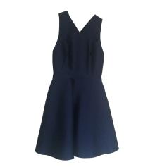 Mini Dress TARA JARMON Blue, navy, turquoise