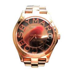Wrist Watch MARC JACOBS Golden, bronze, copper