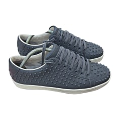 Sneakers GUCCI Gray, charcoal