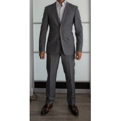 Costume complet BRUCE FIELD Gris, anthracite