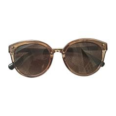 Sonnenbrille DIOR Beige