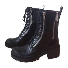 Biker Ankle Boots MARC JACOBS Black