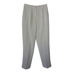 Straight Leg Pants GERARD DAREL White, off-white, ecru