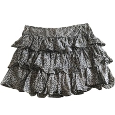 Mini Skirt IKKS Animal prints