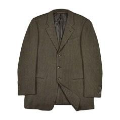 Suit Jacket ARMANI COLLEZIONI Brown