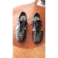 Lace Up Shoes DIRK BIKKEMBERGS Silver
