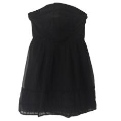 Robe bustier COMPTOIR DES COTONNIERS Noir