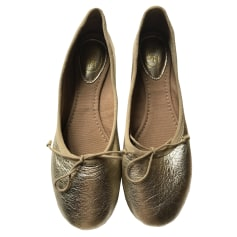 Ballet Flats ASH Golden, bronze, copper