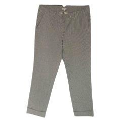Pantalon droit BELLEROSE Multicouleur