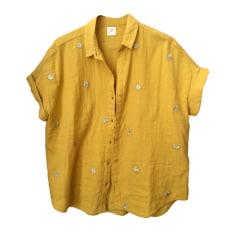 Blouse DES PETITS HAUTS Yellow
