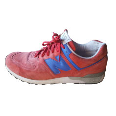 Sneakers NEW BALANCE Red, burgundy