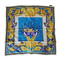 Silk Scarf VERSACE Multicolor