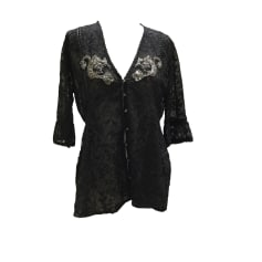 Bluse THE KOOPLES Schwarz