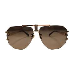 Sunglasses CÉLINE Golden, bronze, copper