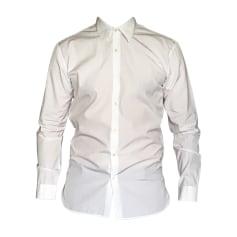 Shirt BURBERRY White, off-white, ecru