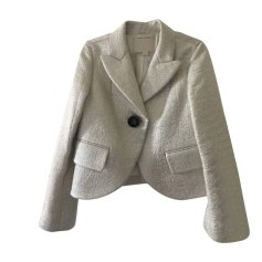 Jacket MARC JACOBS Silver