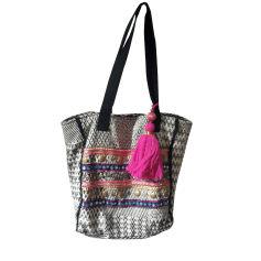 Non-Leather Oversize Bag MANOUSH Multicolor