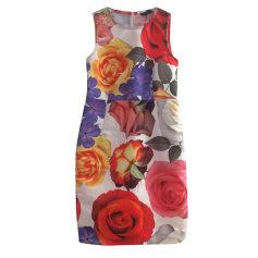 Tunic Dress TARA JARMON Multicolor