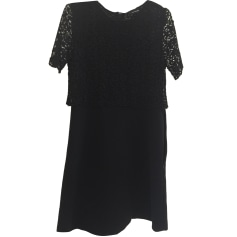 Mini-Kleid THE KOOPLES Schwarz