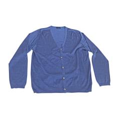 Vest, Cardigan LANVIN Blue, navy, turquoise