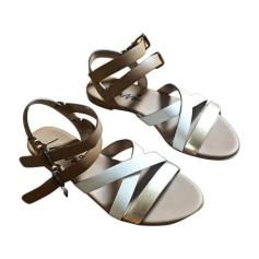 Flat Sandals LANVIN Multicolor