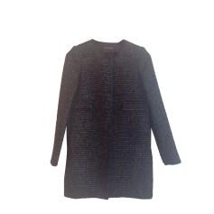 Coat TARA JARMON Black