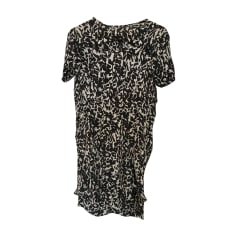 Mini-Kleid ISABEL MARANT Black and white
