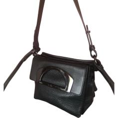 Leather Handbag CHRISTIAN LOUBOUTIN Black