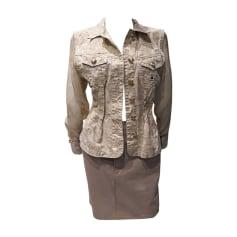 Skirt Suit KENZO Beige, camel