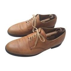 Chaussures à lacets BOWEN Cognac